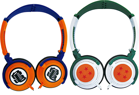 Dragonball Headphones