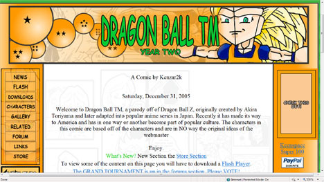 Dragon Ball TM
